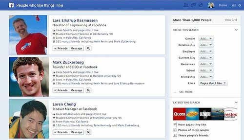 Facebook-graph-search-examples